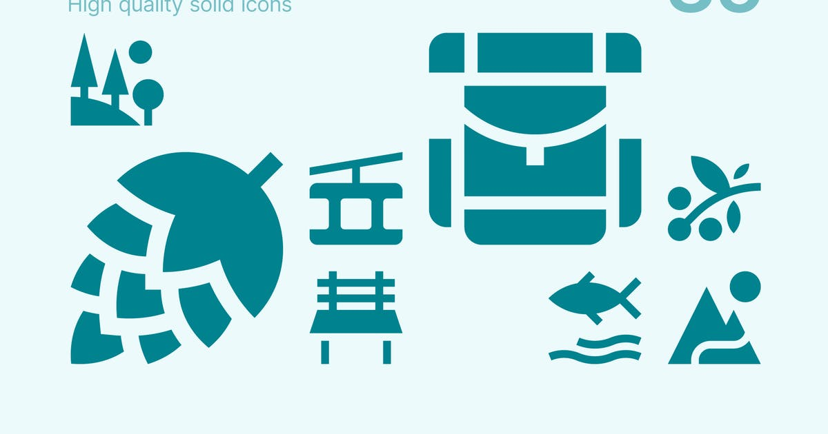 Download Outdoor icons by polshindanil