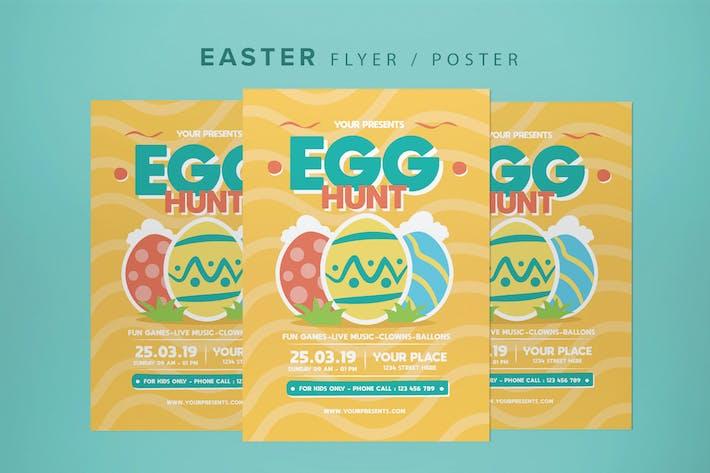 Thumbnail for Easter Flyer