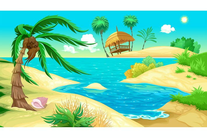 Thumbnail for View on the Beach