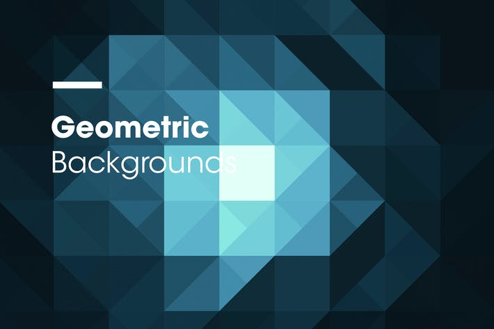 Cover Image For Geometric Backgrounds