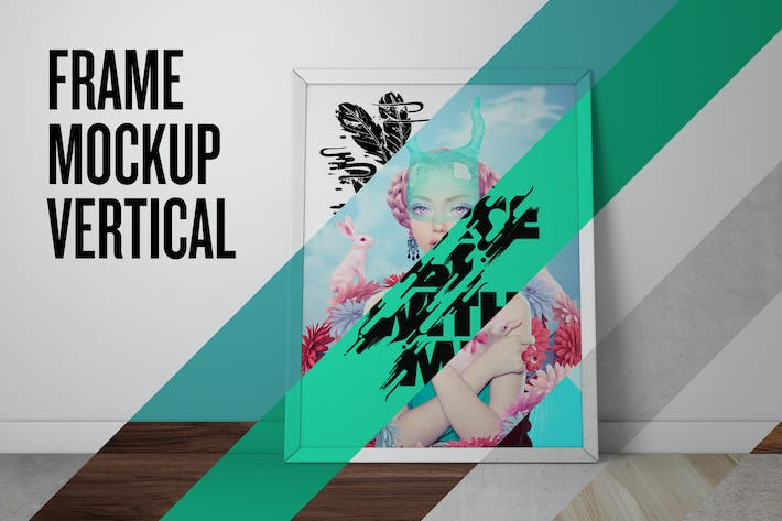 Thumbnail for Frame Mockup - Vertical