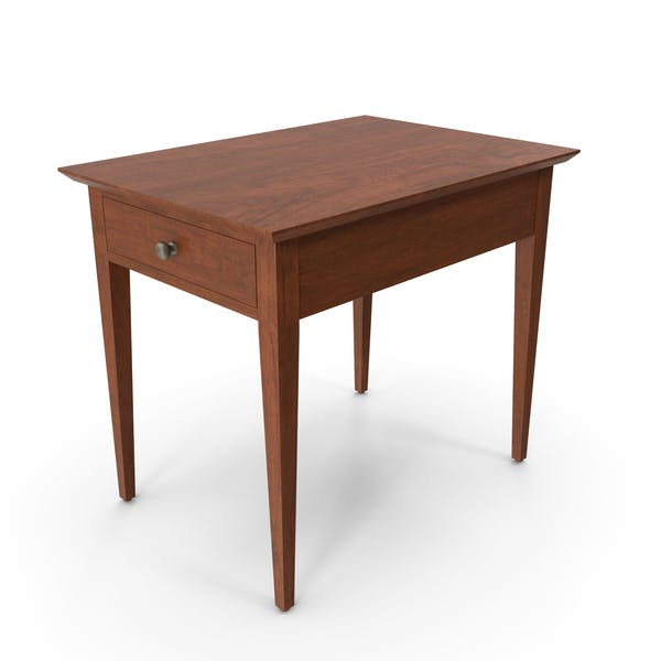 Thumbnail for Traditional Side Table