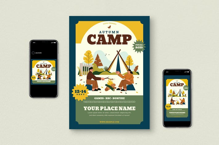 Thumbnail for Autumn Camp