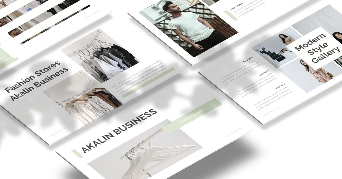 Download Akalin Business - Powerpoint Template by Macademia