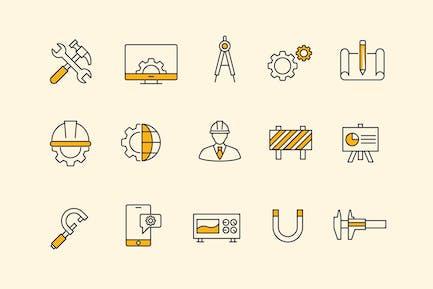 15 Engineering-Icons