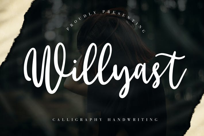 Thumbnail for Willyast Calligraphie écriture manuscrite