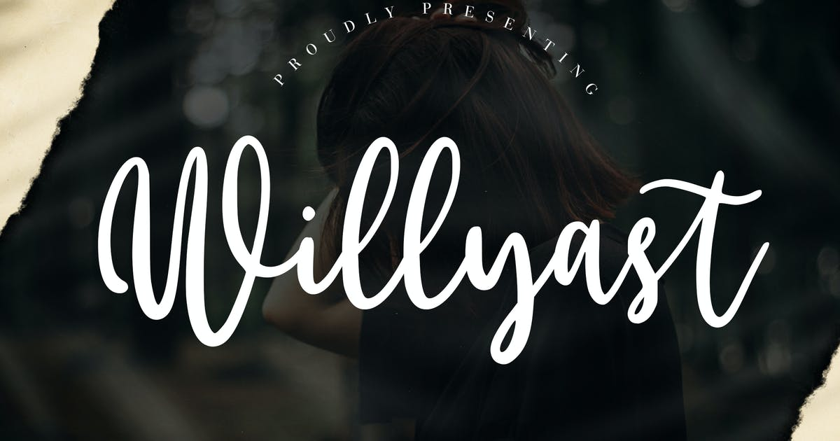 Download Willyast Calligraphy Handwriting by RahardiCreative