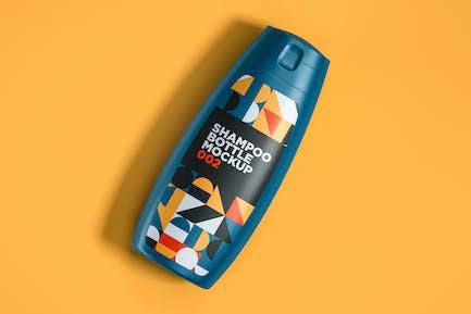 Shampoo Bottle Mockup 002