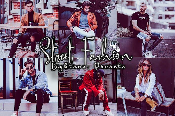 Thumbnail for Street Fashion Lightroom Presets