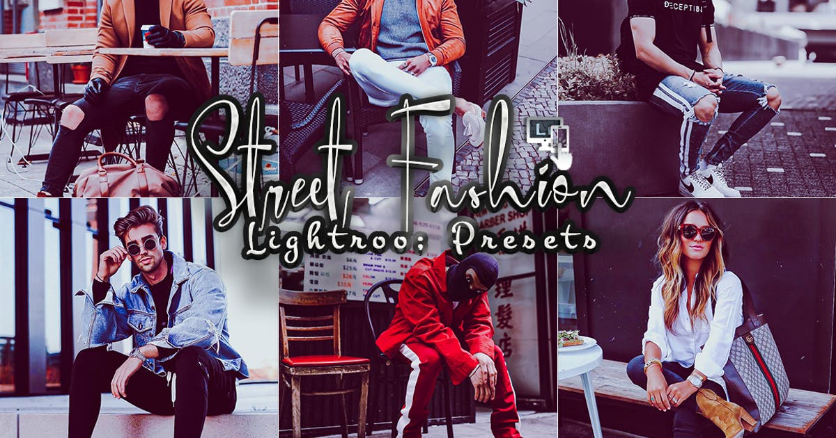 Download Street Fashion Lightroom Presets by 2lagus