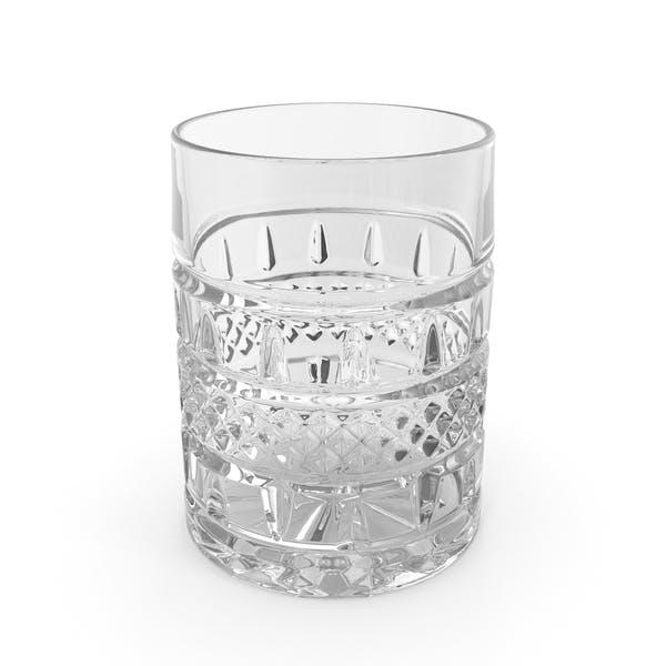 Виски пустой стакан