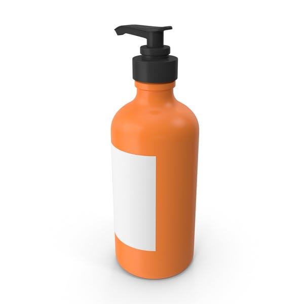Push Bottle Orange