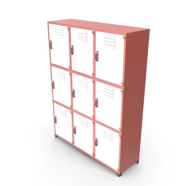 Thumbnail for Металлический шкаф для хранения