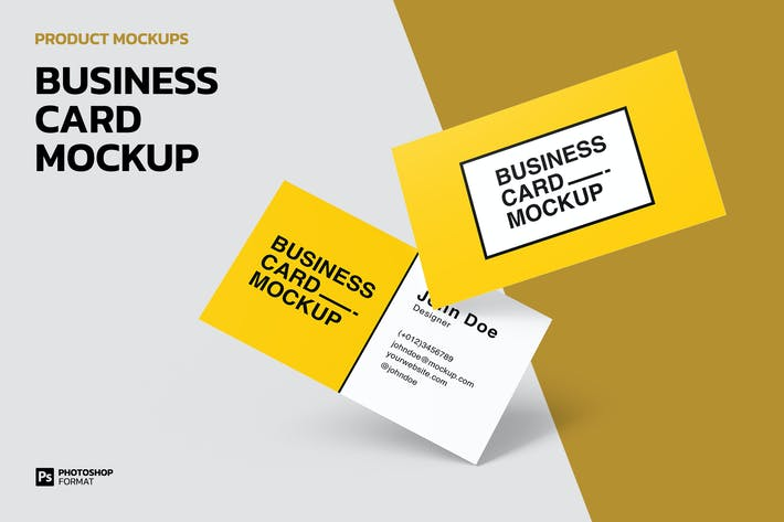 Business Card - Mockup