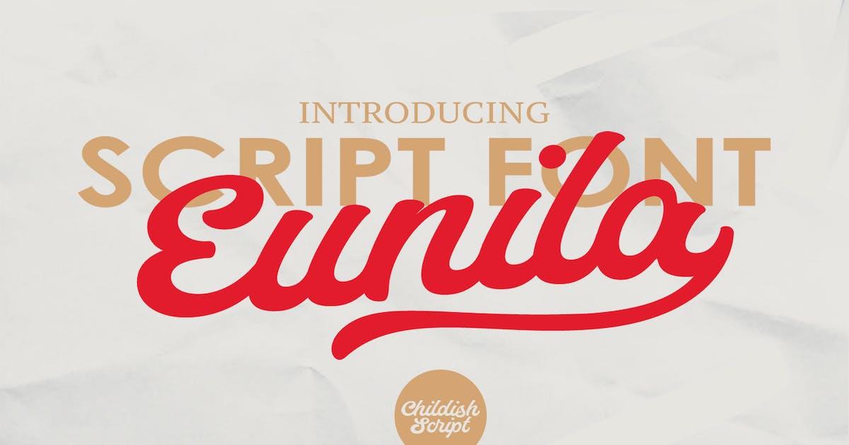 Download Eunila Script by templatehere