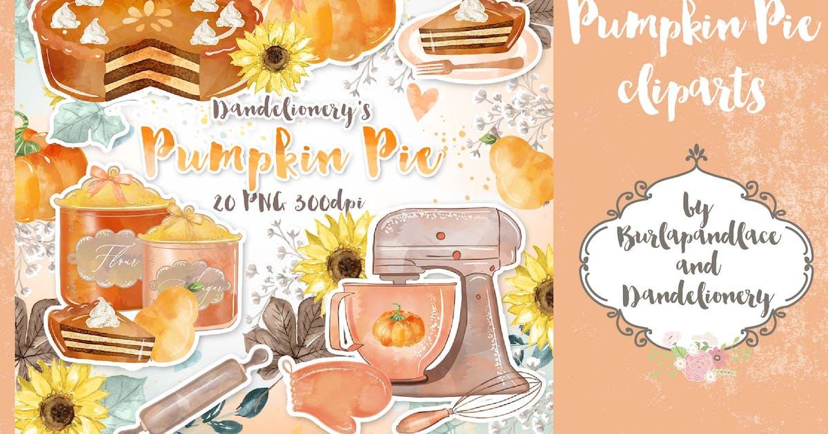 Download Pumpkin Pie cliparts by burlapandlace