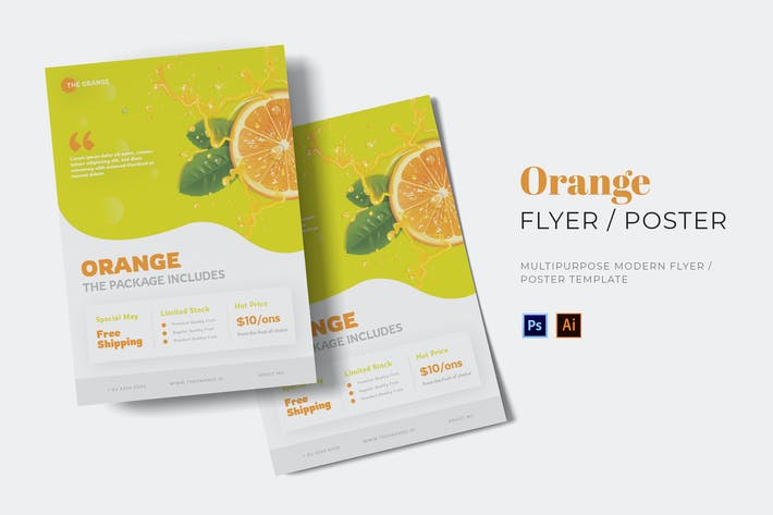 Thumbnail for The Orange Flyer
