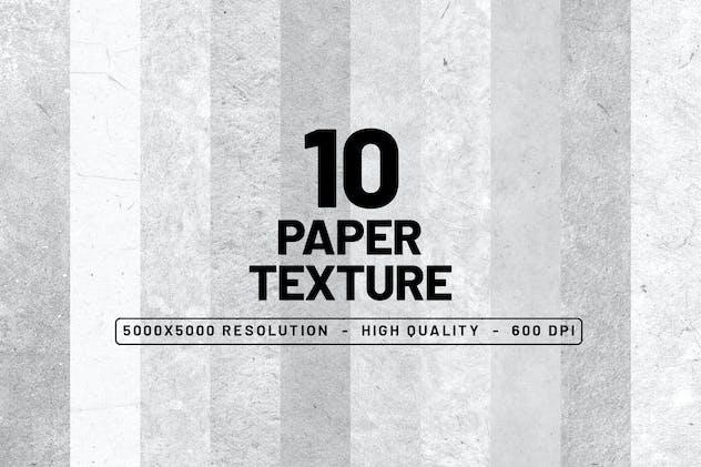 10 Handmade Paper Texture