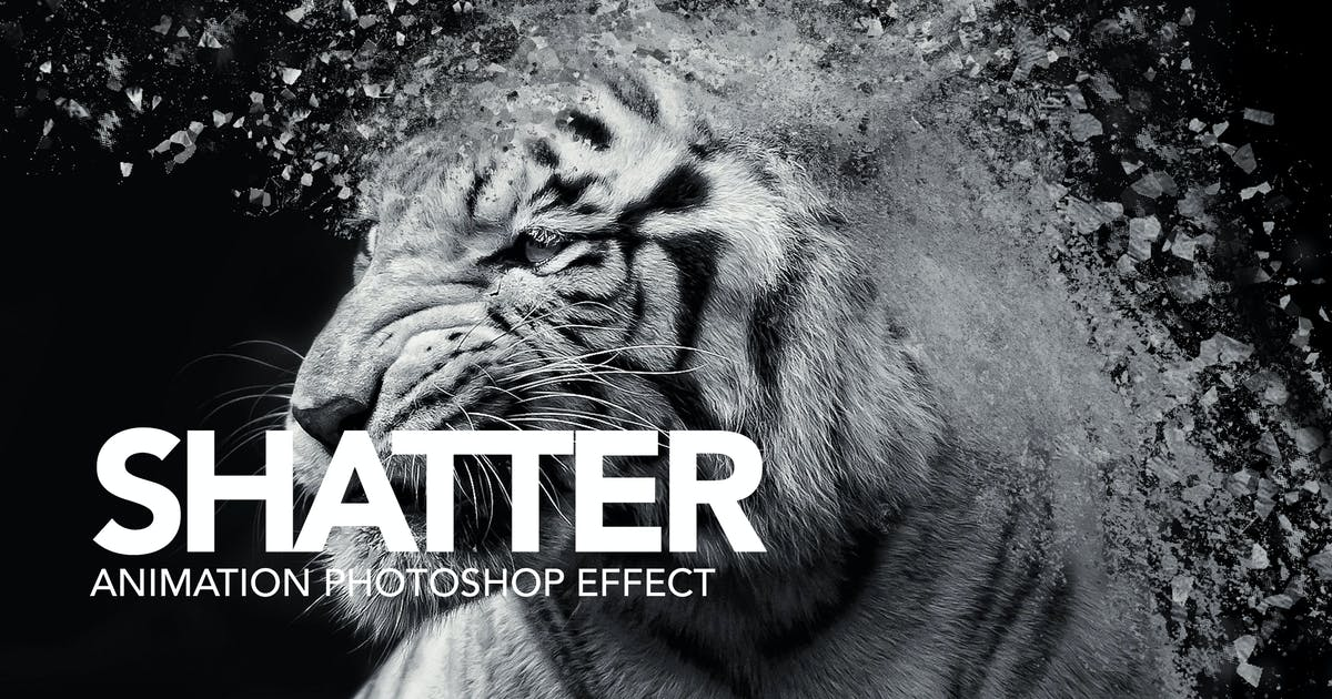 Download Gif Animated Shatter Photoshop Action by sreda