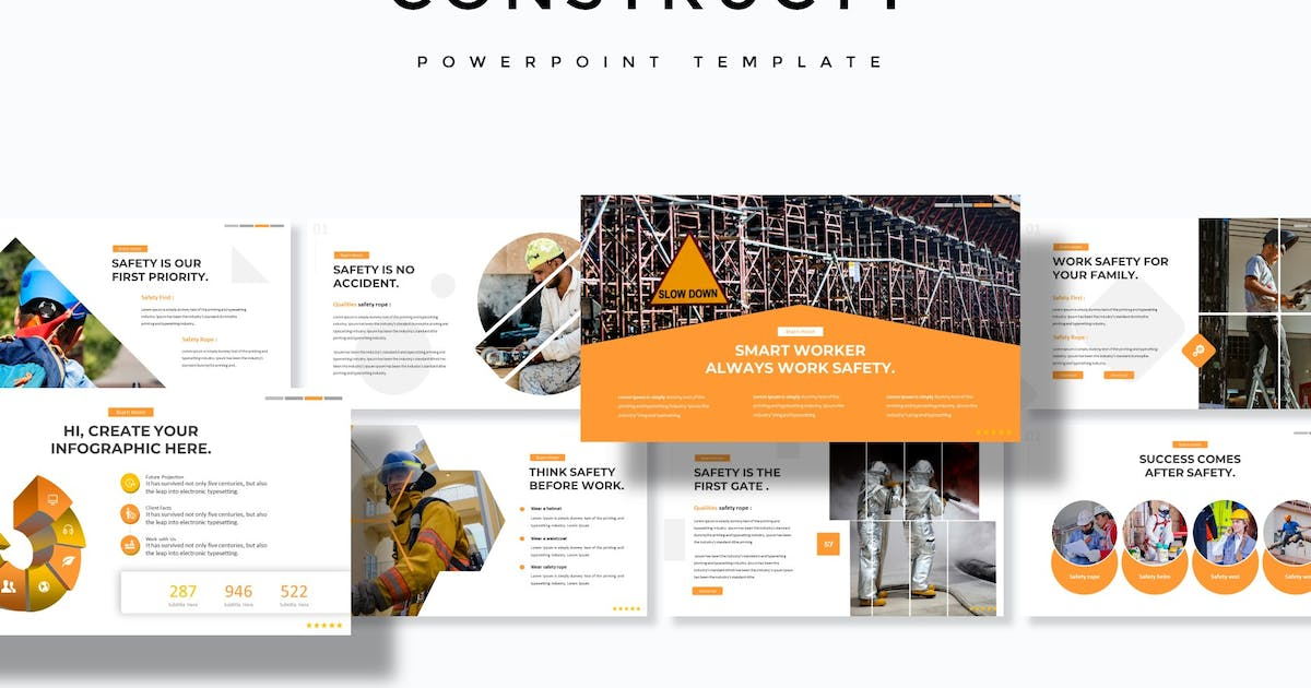 Download Constructy - Powerpoint Template by aqrstudio