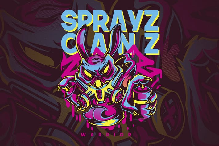 Thumbnail for Sprayz Canz