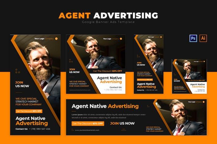 Thumbnail for Agentenwerbung | Google Banner Ads