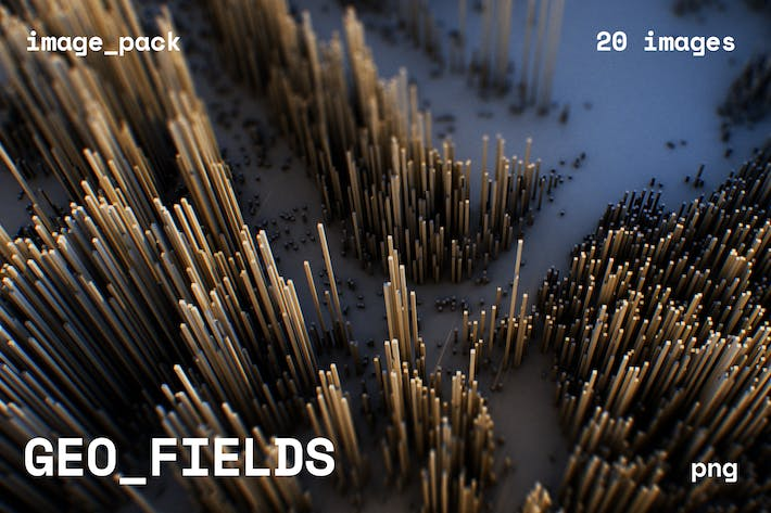 GEO\_FIELDS Bildpaket