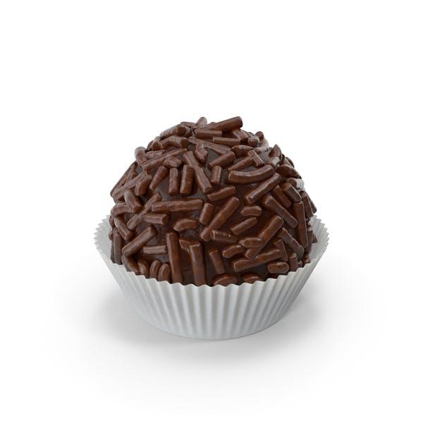 Brazilian Chocolate Truffle Brigadeiro