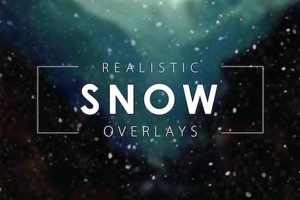 Superposiciones de Nieve