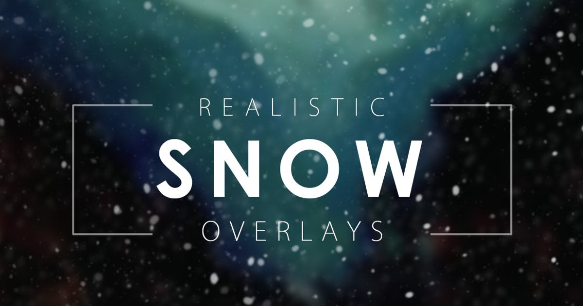Download Snow Overlays by M-e-f