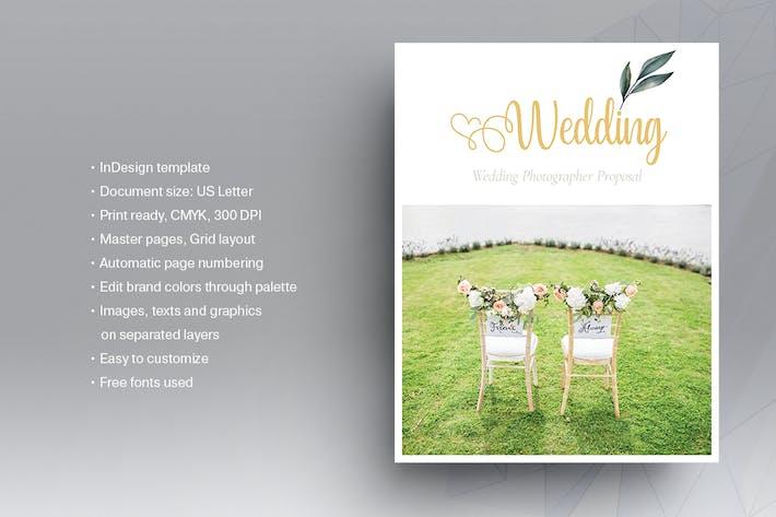 Thumbnail for Wedding Photography Proposal