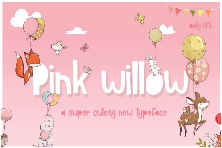 Cover Image For Pink Willow
