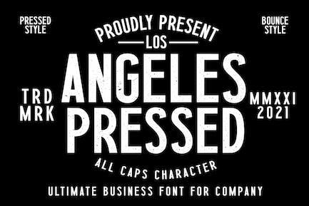 Los Angeles Press Business et Magazine Police