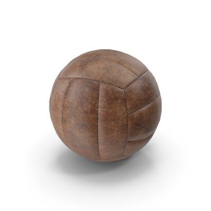 Alter Volleyballball Vintage
