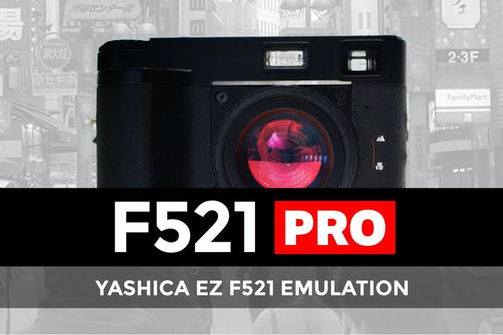 Thumbnail for Yashica EZ F521 Emulation Pro