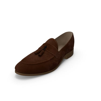 Suede Shoes