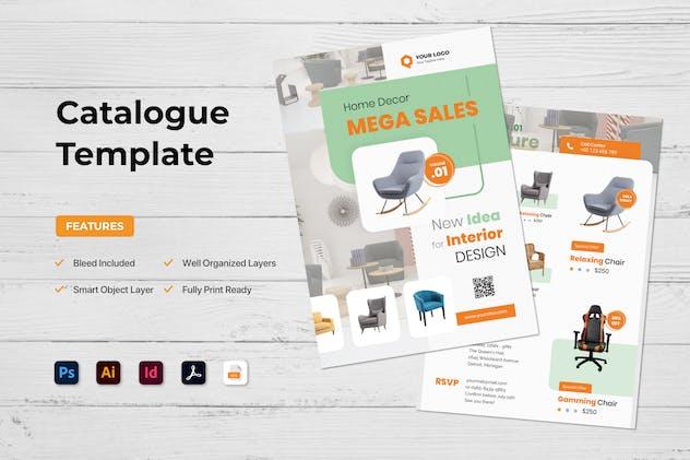 Catalog Menu - product preview 3