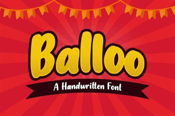 Thumbnail for Handwritten Font