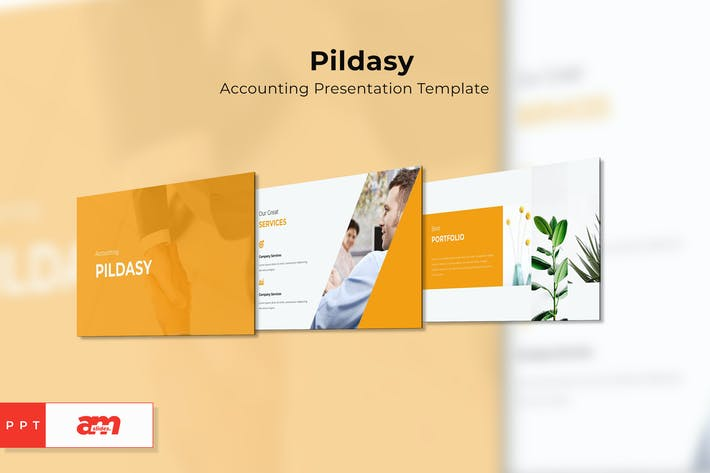 Thumbnail for Pildasy Accounting Powerpoint