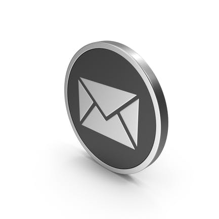 Silver Icon Message