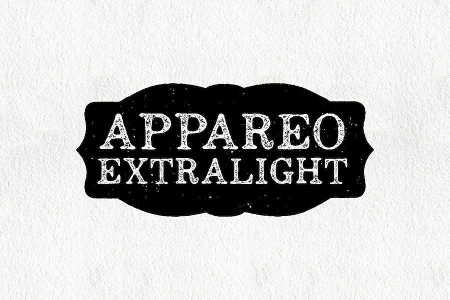 Appareo Extra Light