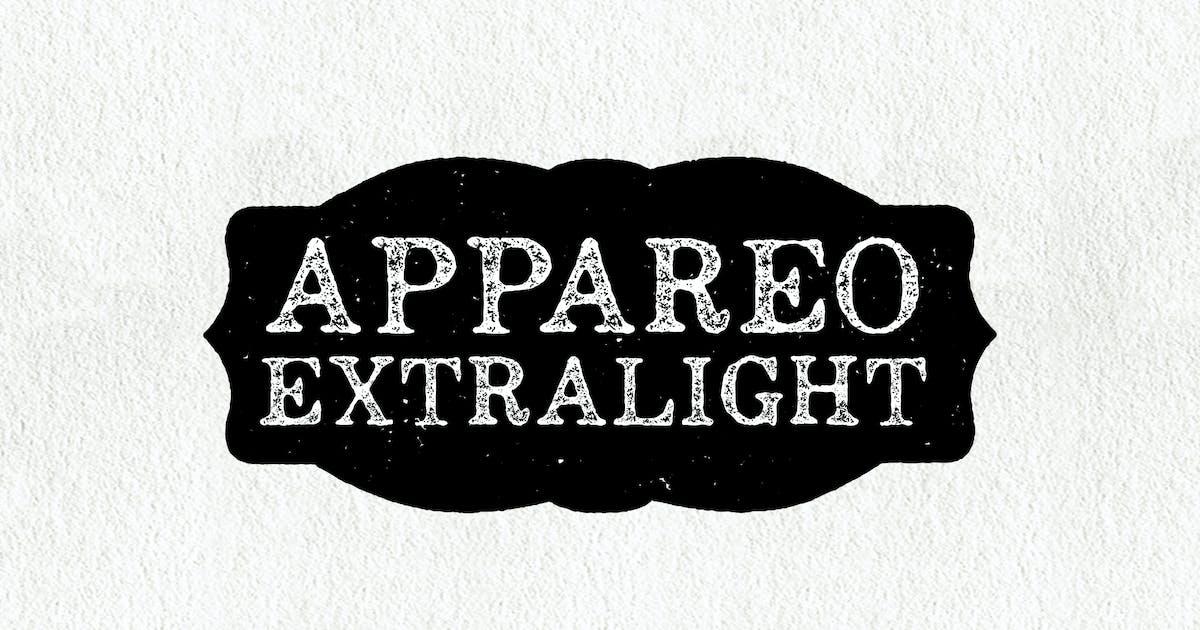 Appareo Extra Light by kimmydesign