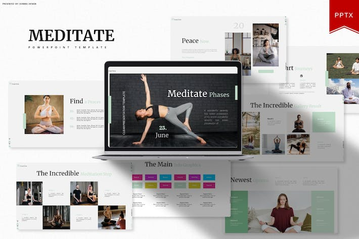 Meditate Phase | Powerpoint Template