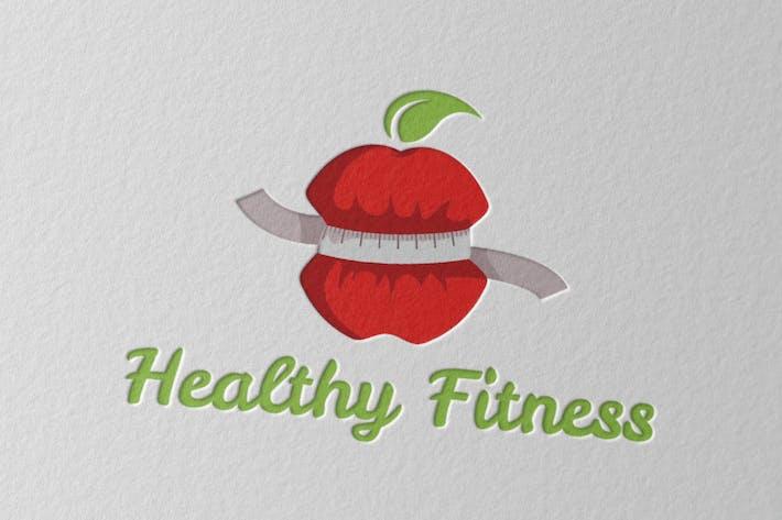 Thumbnail for Logo de remise en forme saine