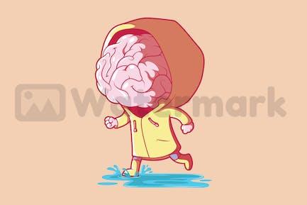 Gehirn-Stur