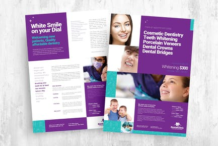 Dental Clinic Templates Bundle