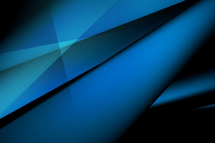 Thumbnail for Blue tech futuristic smooth stripes background