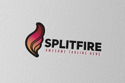 Splitfire Logo