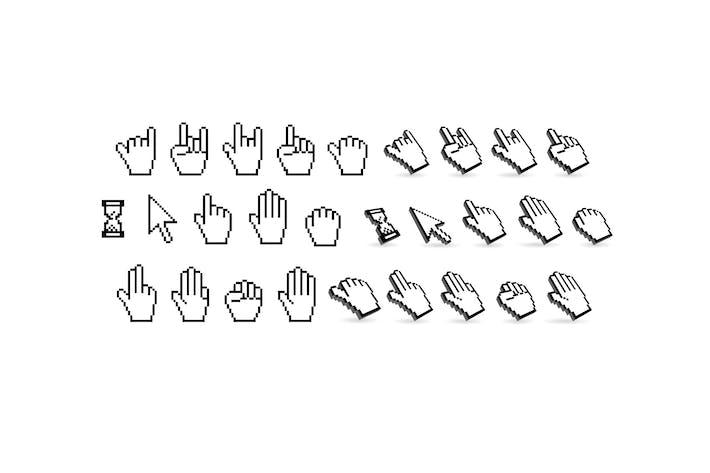 Thumbnail for Vector Pixel Cursors