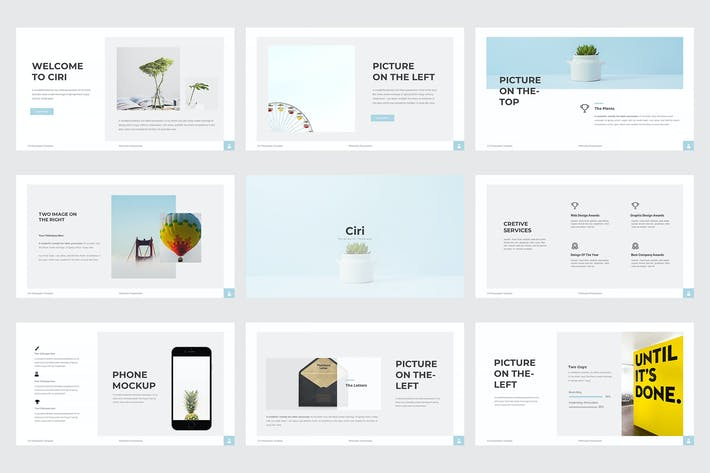Download 5,656 Google Slides Presentation Templates - Envato